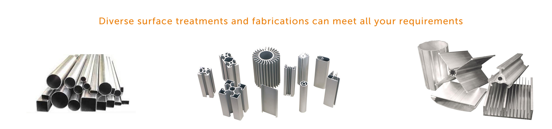 Custom aluminum extrusions